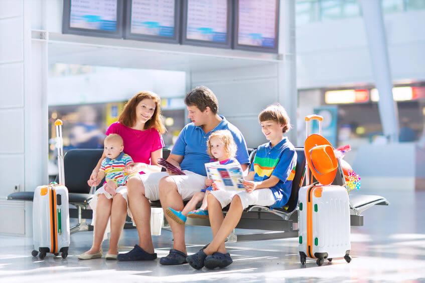 ANAファミリーマイルの使い方!家族のマイルを一つにして海外旅行へ!