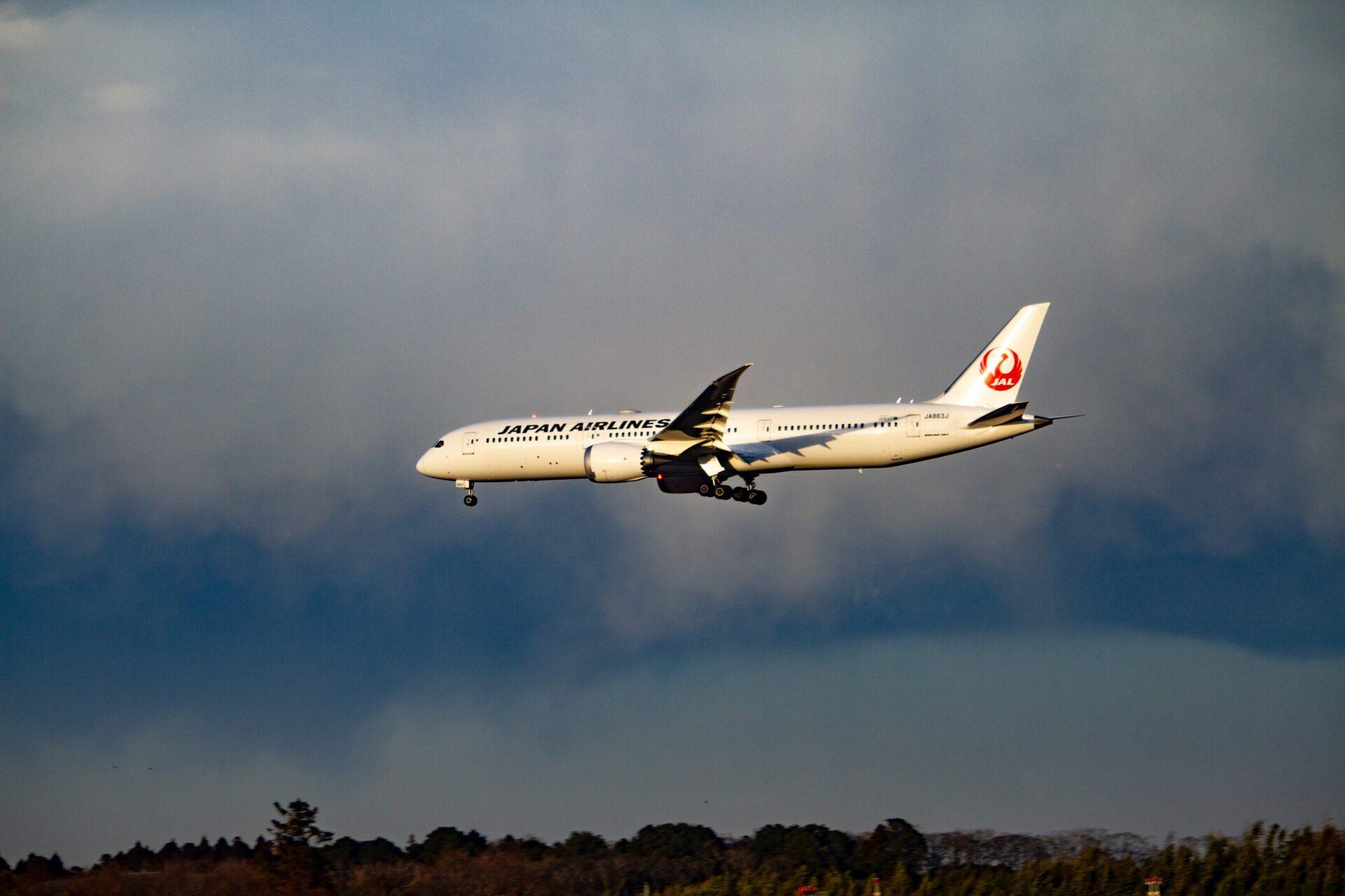 JAL株主優待券の使い方!国内線の航空券が半額になる魔法のチケット!