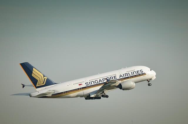 シンガポール航空B787-9ビジネスクラス搭乗記【2020年】機内食や座席の全貌!
