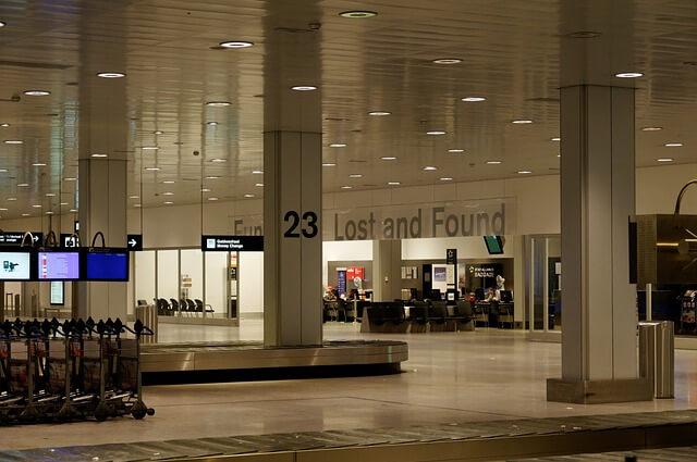空港回転台