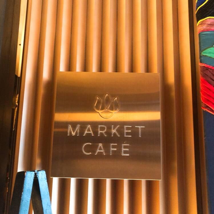 MARKET CAFEのロゴ